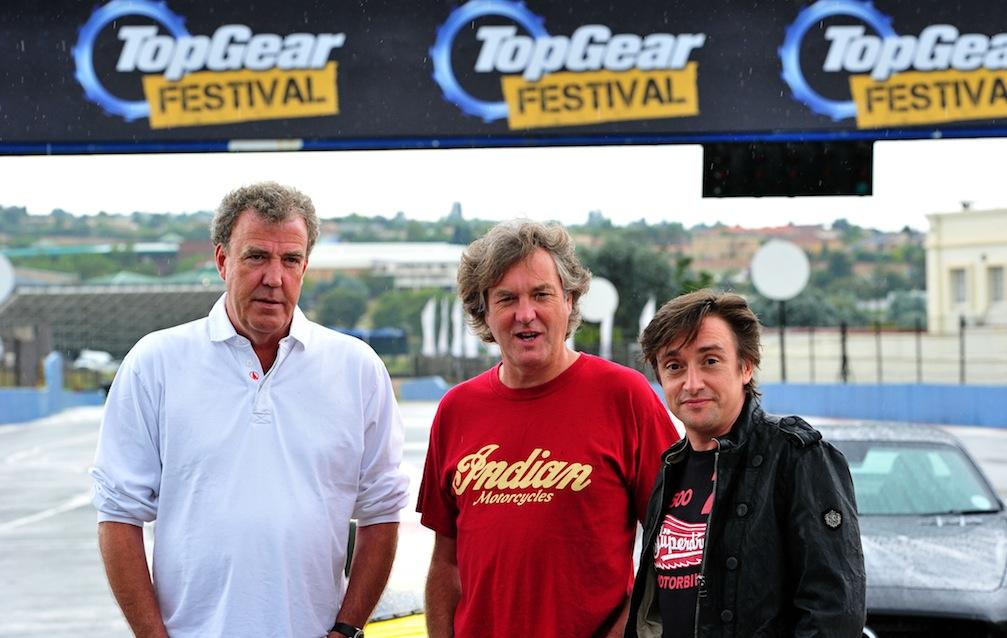 Motorsport - 2011 Top Gear Festival - Photocall - Kyalami